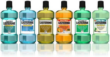 Listerine Why Does Listerine Burn Mouth