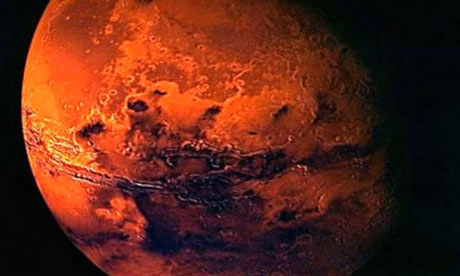 Mars Why is Mars Called the Red Planet