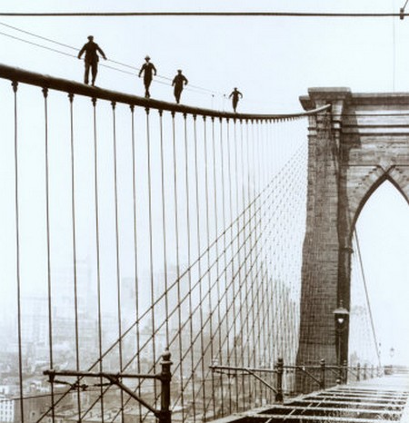 Build the Brooklyn Bridge Why Did They Build the Brooklyn Bridge