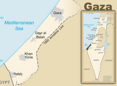 Gaza Strip Why Are People Fighting Over the Gaza Strip