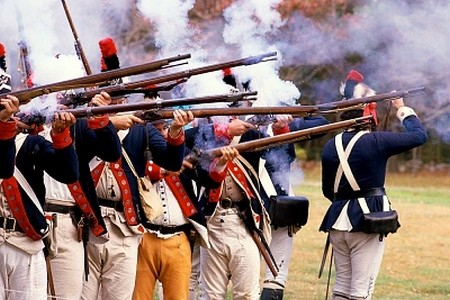 Revolutionary War Start 1 Why Did the Revolutionary War Start